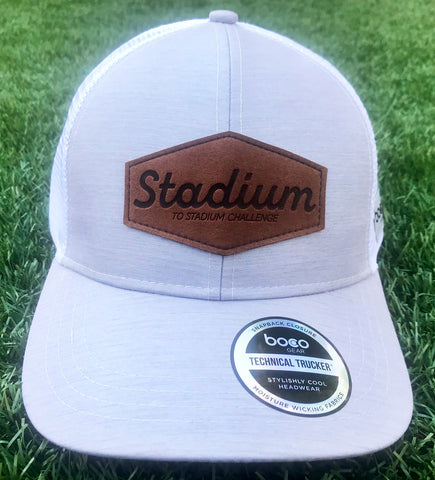 BOCO Gear Technical Trucker Stadium Running Hat