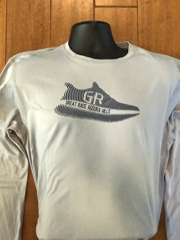 Great Race Long Sleeve Technical Run Shirt