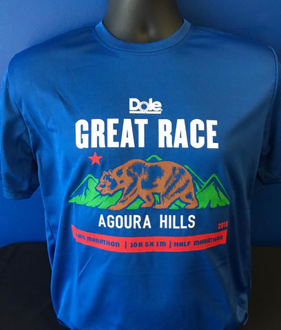 Great Race Running Shirt ('18) - Men's