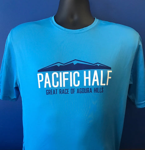 Men's Pacific Half Tech Tee