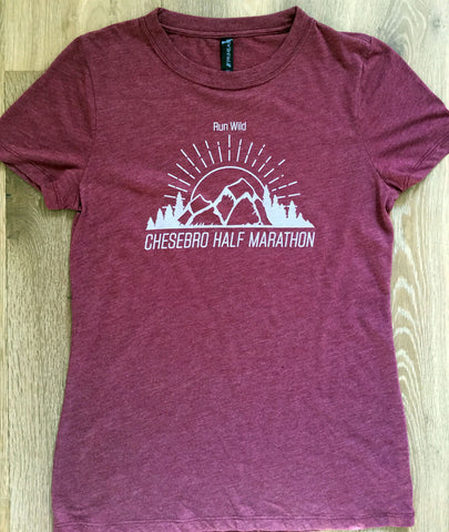 Chesebro Half Short Sleeve Comfort Tee - Women's
