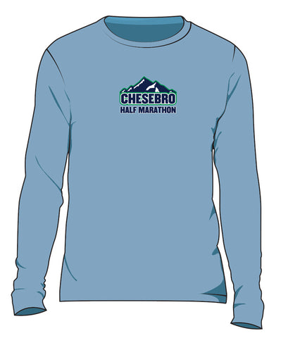 Chesebro Half Long Sleeve Tech Tee - Men's - XL