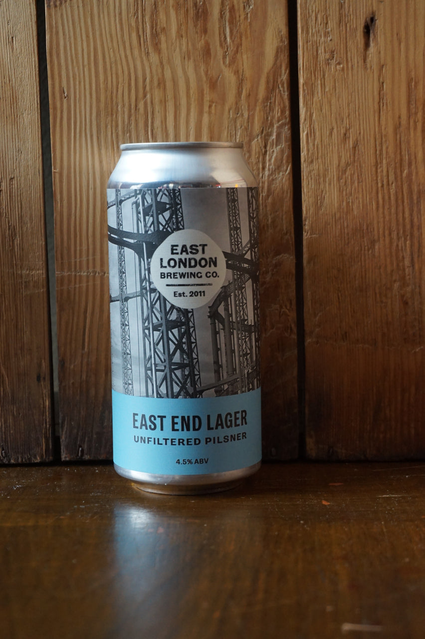ELB East End Lager Pilsener  - can 440ml - 4.5%