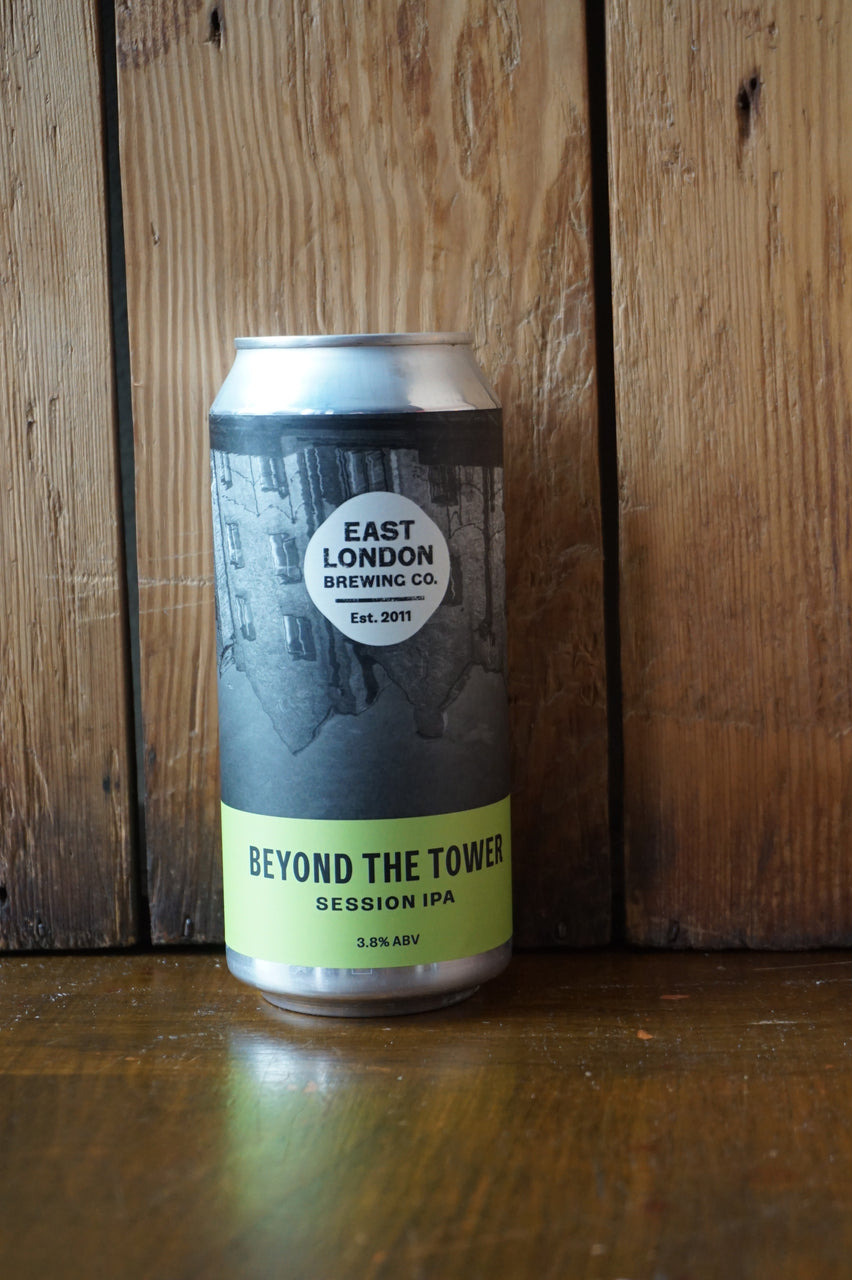 ELB Beyond the Tower Session IPA  - can 440ml - 3.8%