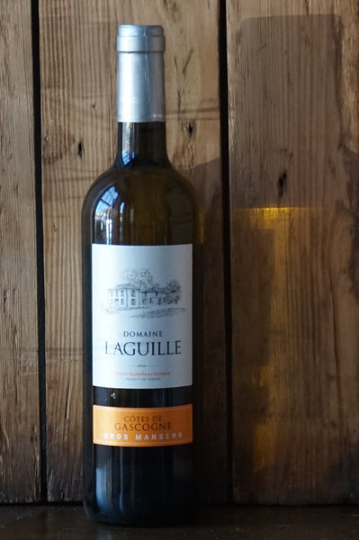 Gros Manseng - Domaine Laguille (white, off dry)
