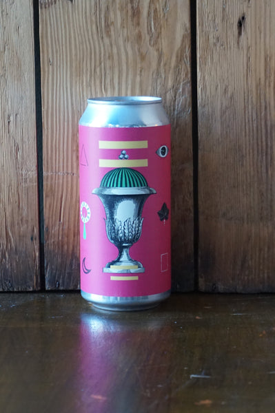 Wild Card - Blackcurrant Gose can 440ml - 4.6%
