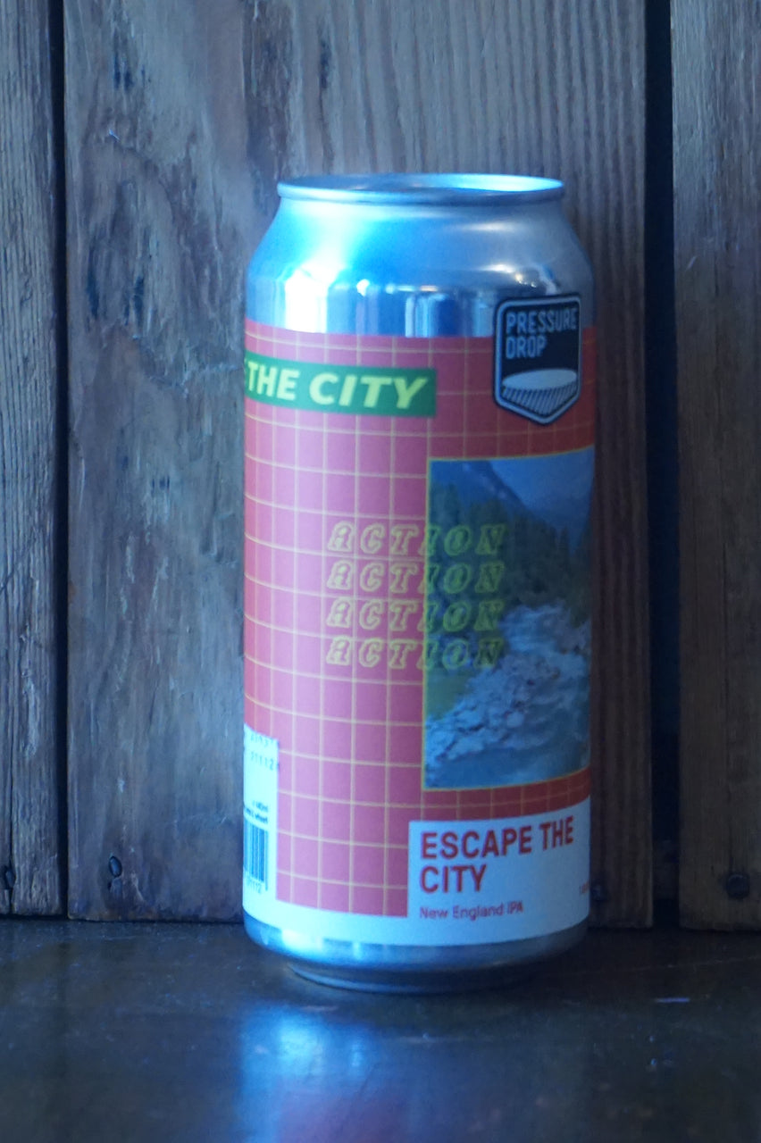 Pressure Drop - Escape the City IPA - 7.4% abv - 440ml