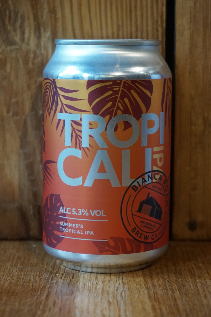 Bianca Road Brew Co - Tropical IPA - Can 330ml - 5.3%vol