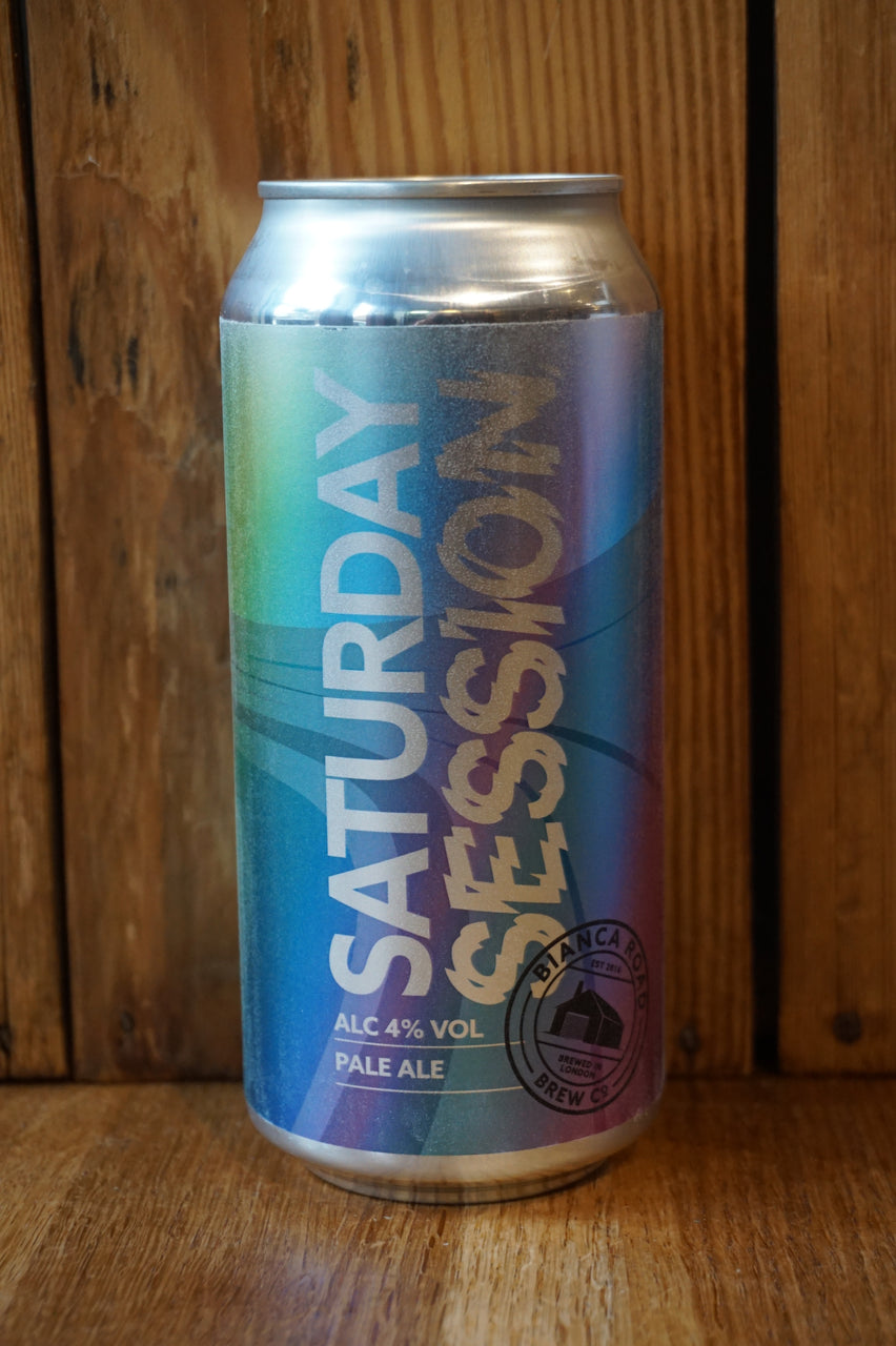 Bianca Road Brew Co - Saturday Session - Can 440ml - 4% vol