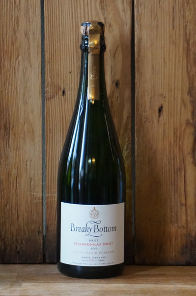"English Sparkling Brut  ""Cuvée David Pearson"" 2015 - Breaky Bottom"