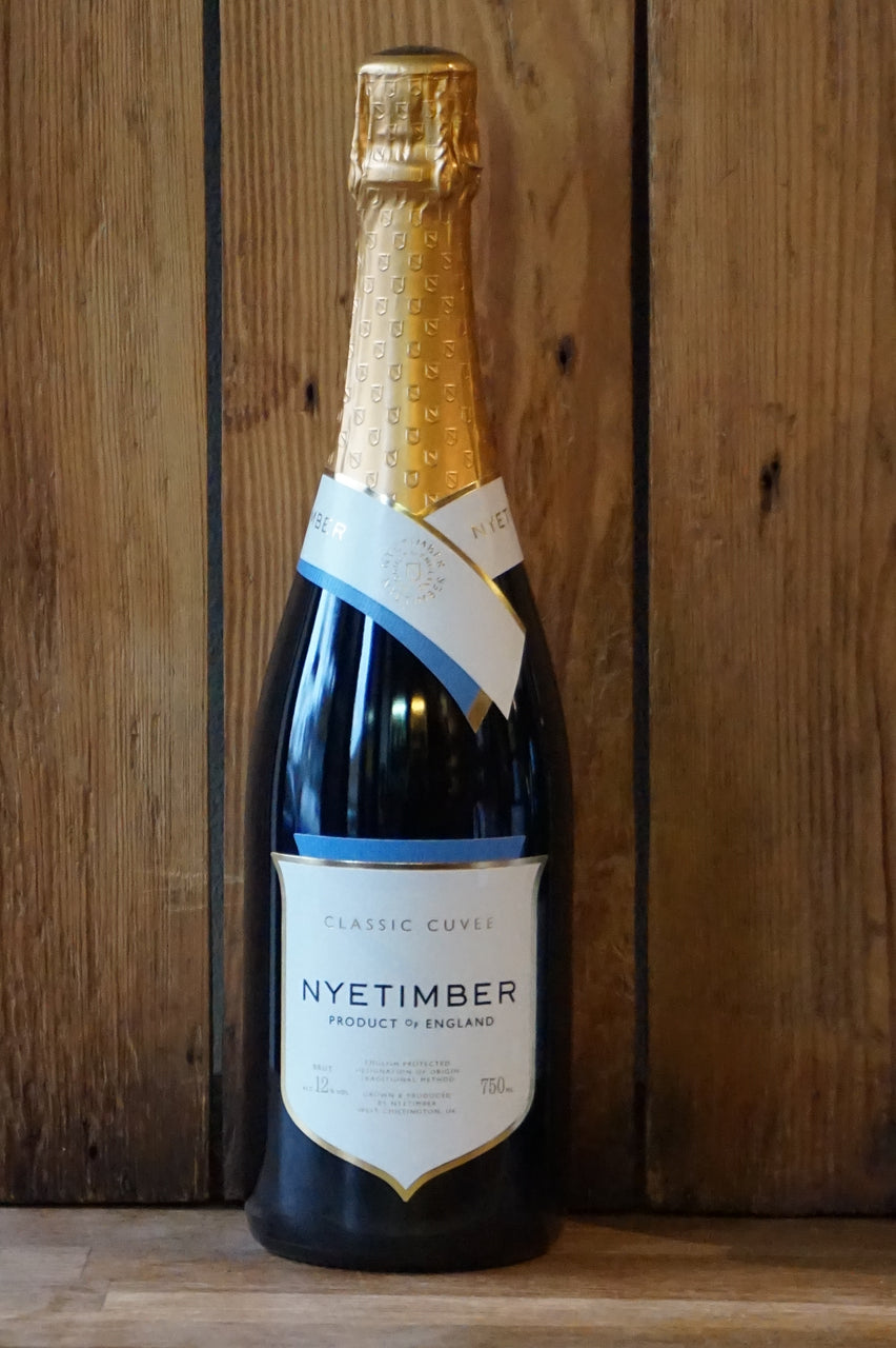 English Sparkling Brut  Classic Cuvée - Nyetimber