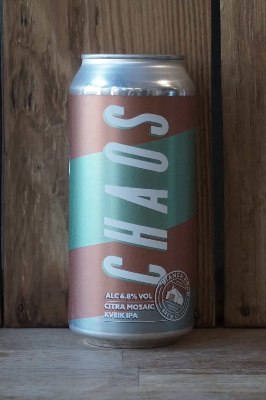Bianca Road Brew Co - Chaos IPA - Can 440ml - 6.8% vol
