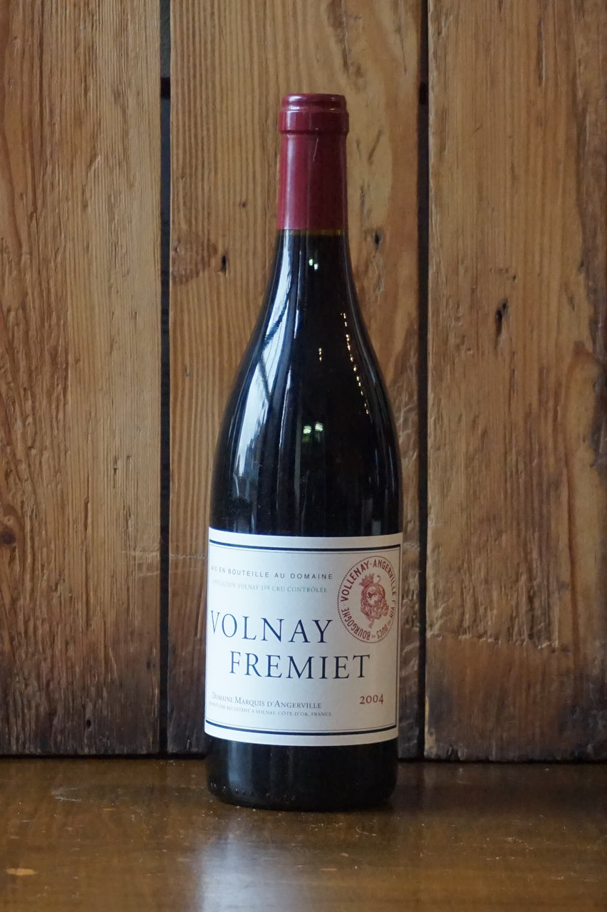 Volnay Fremiet 2004 (Red Wine)