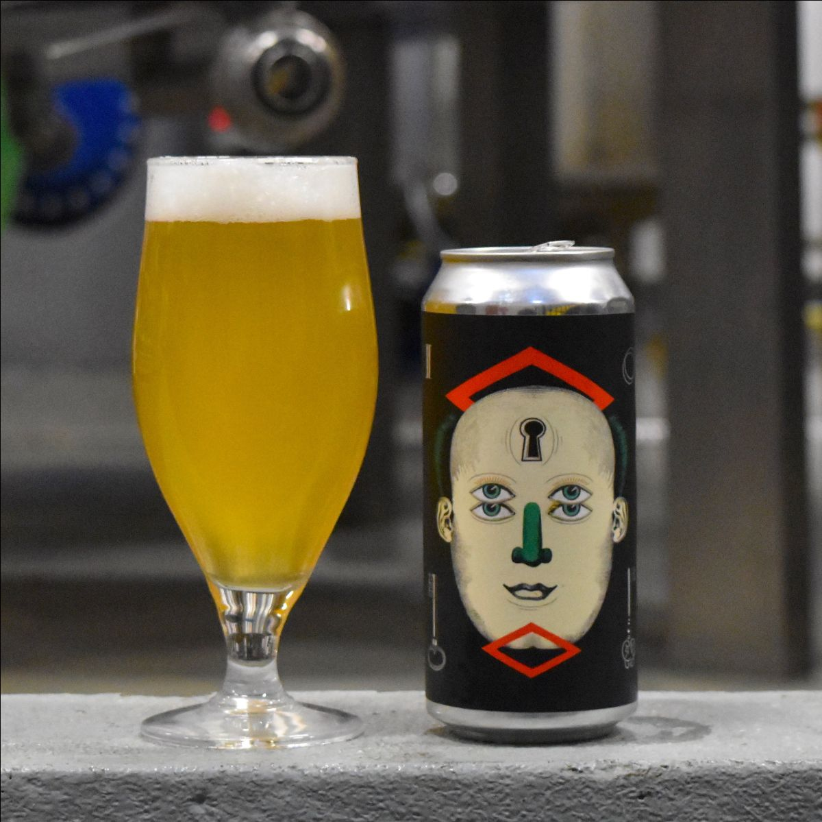 Wild Card NEIPA can 440ml - 5.4%