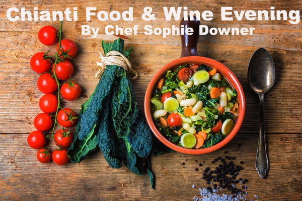 Chianti Food & Wine Evening.