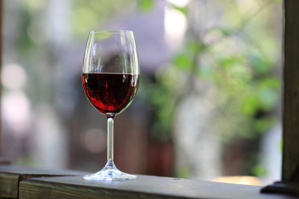 Red Wines to drink chilled - Tasting