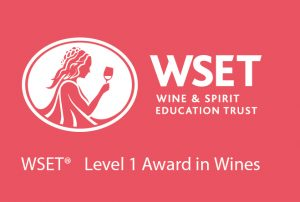WSET Level 1 Award - 2 days Monday Course