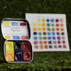 The Mini Prime Palette - RedwoodWillow Handmade Watercolors