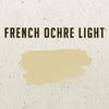 French Ochre Light Watercolor Half Pan