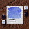 Ultramarine Watercolor Half Pan - RedwoodWillow Handmade Watercolors