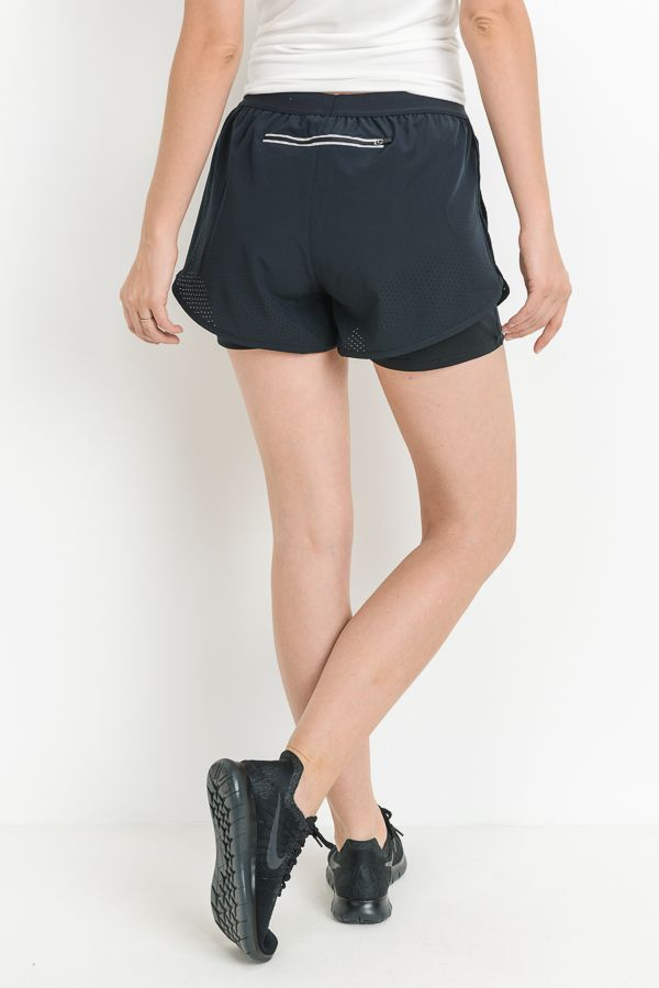 Aries Active Shorts - Black
