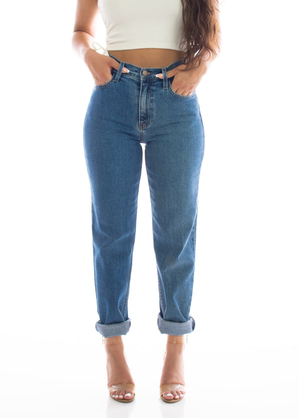 Roland Mom Jeans
