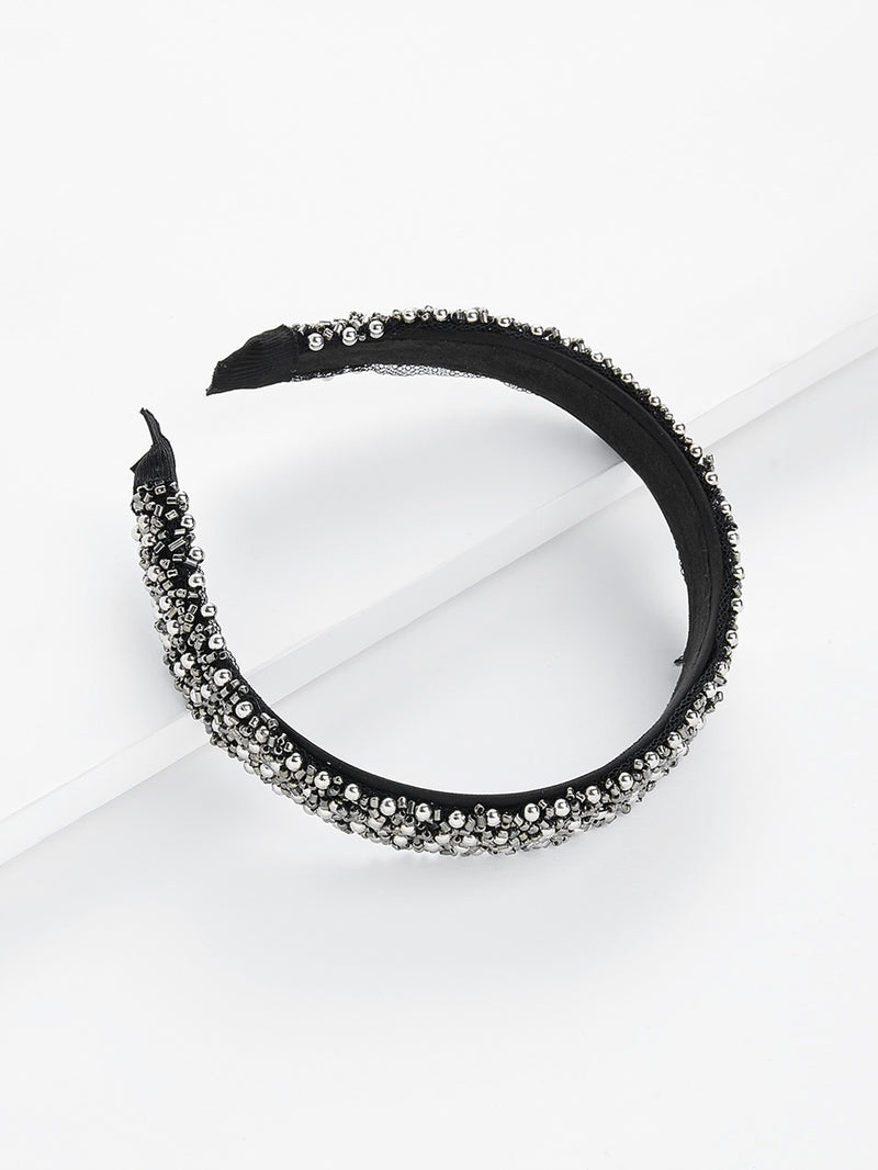 Beaded Design Headband