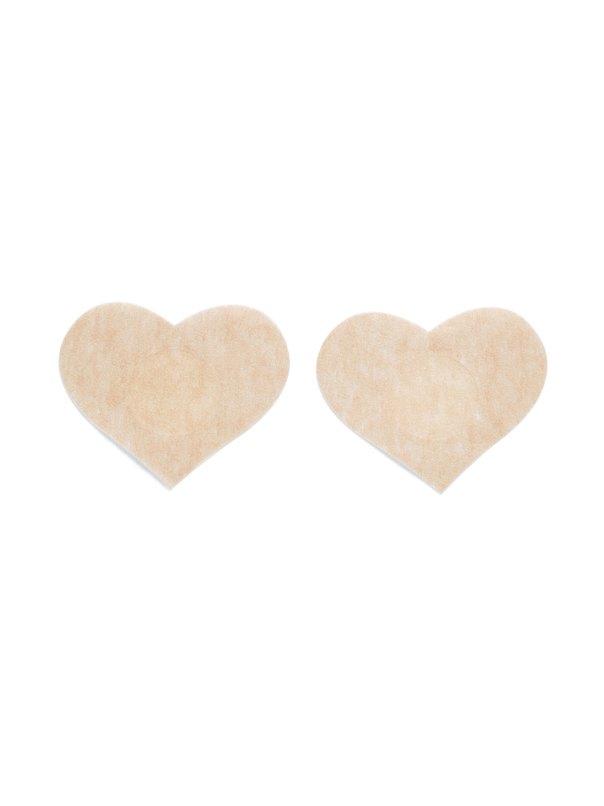Disposable Heart Shaped Nipples Covers 5pairs