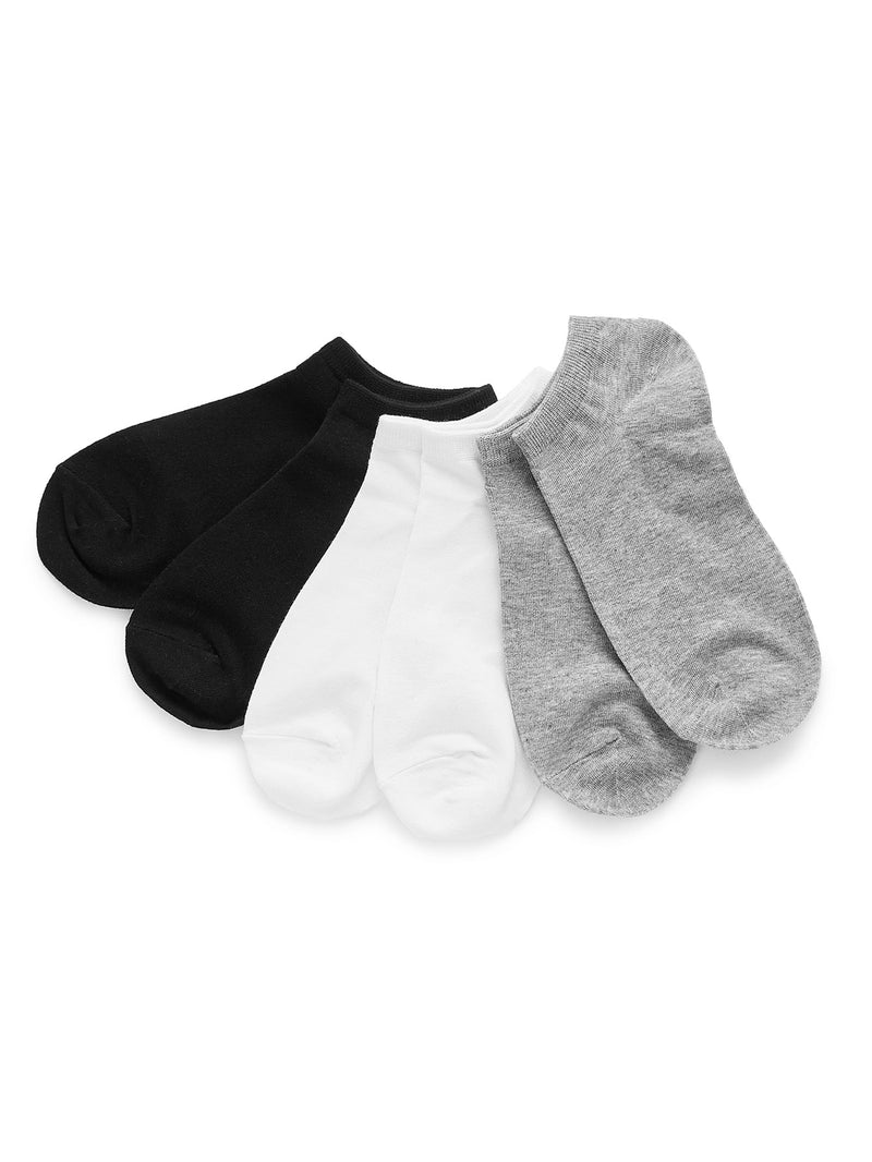 Plain Invisible Socks 3pairs