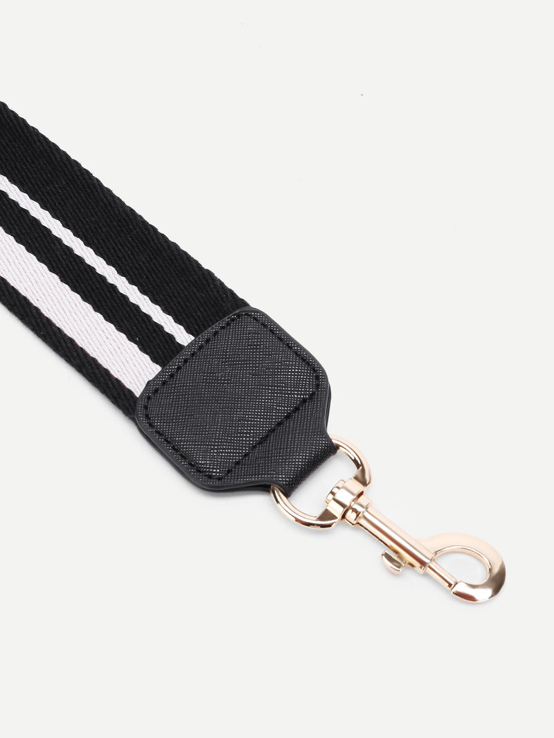 Striped Design Bag Strap