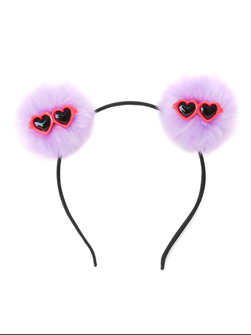 Cute Pom Pom Decorated Headband