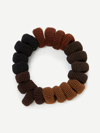 Knit Hair Tie 20pcs