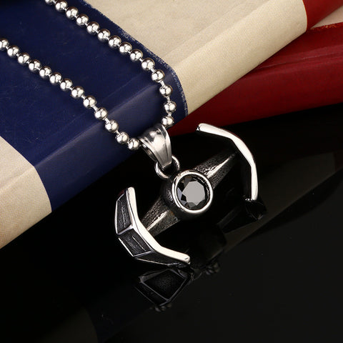 Star Wars UFO Pendant Necklace
