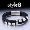 Leather Bracelet Bangle