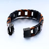 Leather Bracelet With Brown