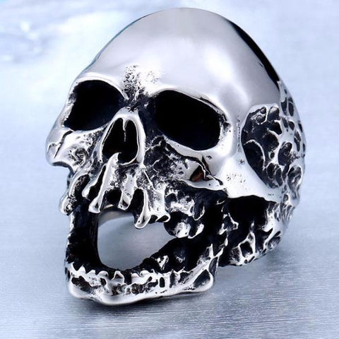 Skull Ring Unique & Original