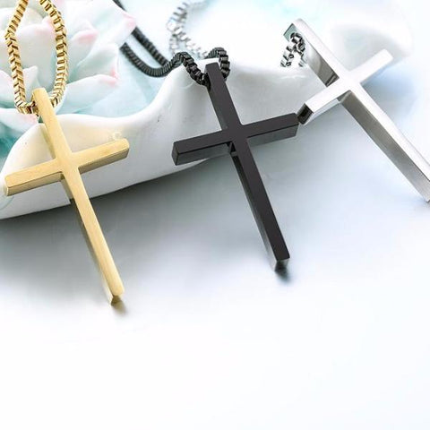 Gothic Cross Pendant