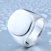 Roundness Polished Ring