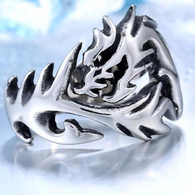 Dragon Body Ring