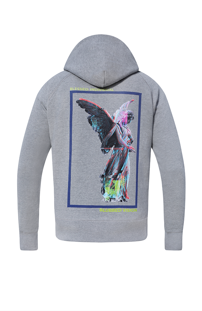 Blurred Vision Hoodie (Limited Edition) - Blessed Individual