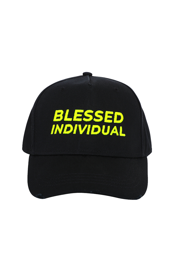 Slime Distressed Hat - Blessed Individual