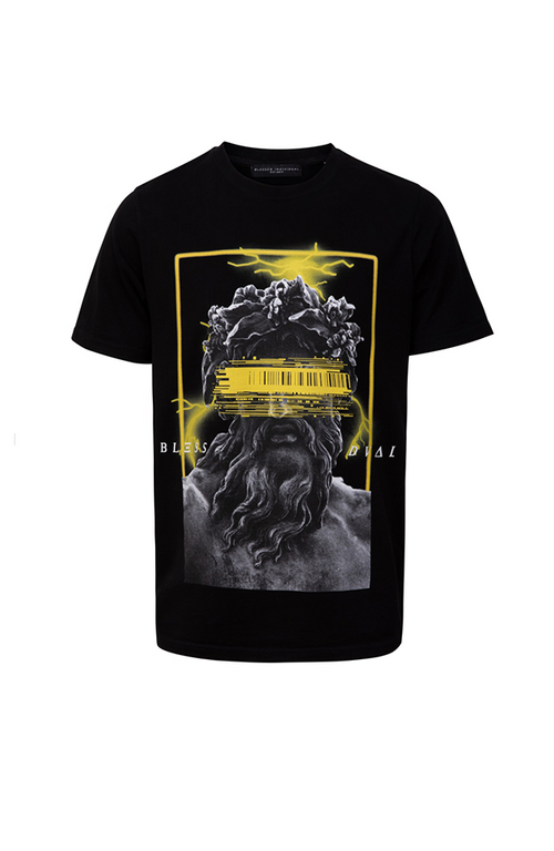 Justice Lightning Tee - Blessed Individual