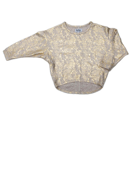 SNAKESKIN SWEATER
