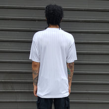 Ribbed Mock Neck Tee