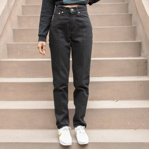 90s High Waist Tapered 512 Levi's