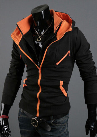 2015 Spring Hoodie Jacket,Fashion Brand Hoodies Men,Casual Slim Sweatshirt Men,Sportswear,Korean Style