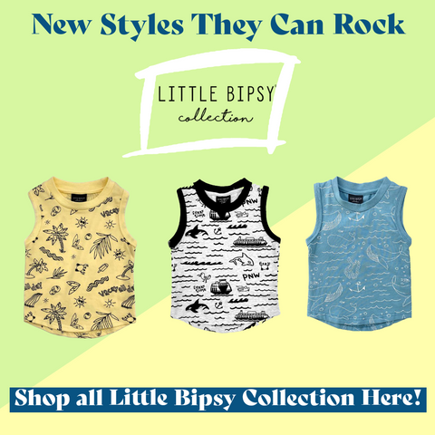Little Bipsy Las Vegas Bellies to Babies Boutique