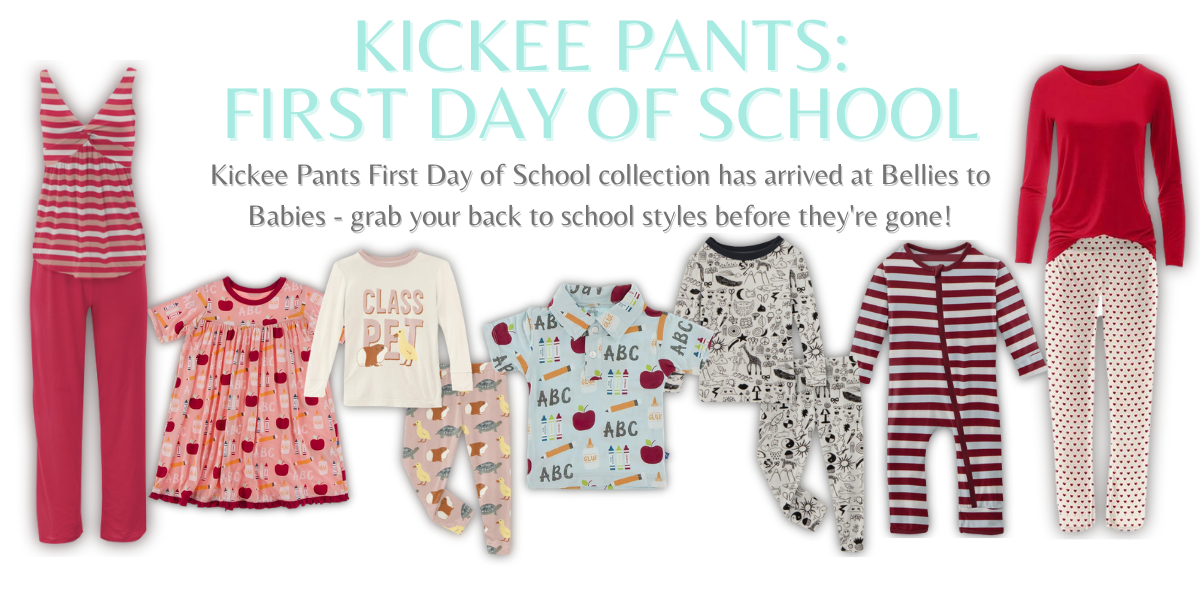 Kickee First Day of School
