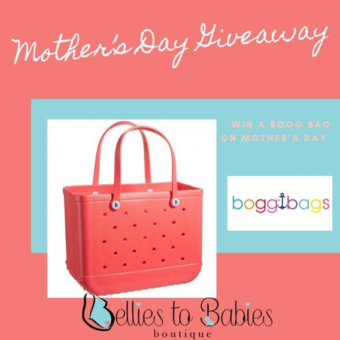Mother's Day bogg bag giveaway