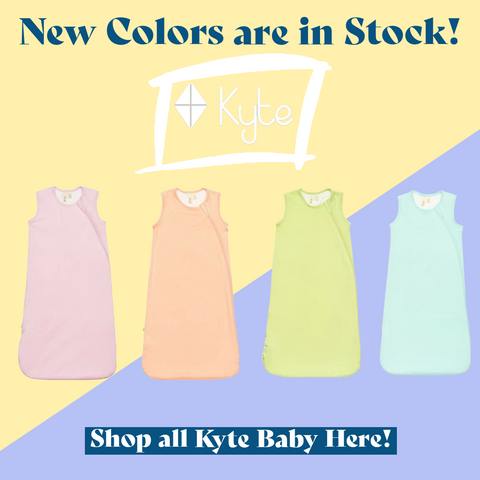 Kyte Baby Las Vegas Boutique Summer COlors